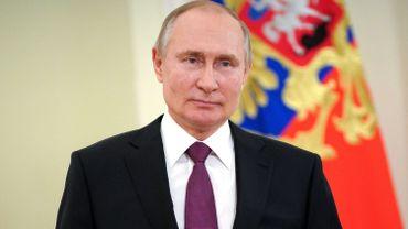 M. Poutine, 68 ans, s'est lui-même fait vacciner mardi contre le Covid-19 lors d'un événement resté privé.