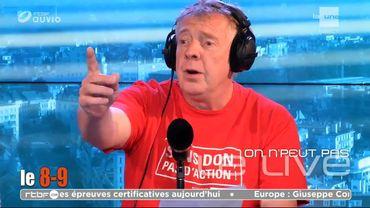 """""""On n'peut pas"""", Jean-Luc soutient la Croix-Rouge en chanson!"""