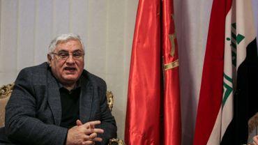 Raëd Fahmi, du parti communiste irakien