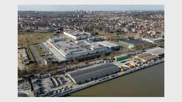 """Le port de Bruxelles obtient le label """" Neutre en C02 """""""