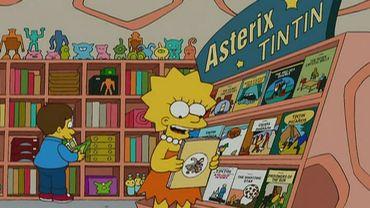 Vous pensiez tout savoir sur Tintin et sur les Simpson ?