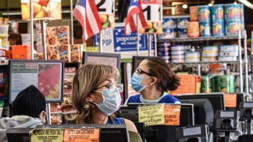 Coronavirus: la situation s'aggrave aux Etats-Unis, l'UE peine à trouver sa solidarité en temps de crise