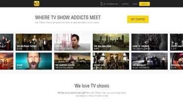 L'application TVShow Time se décline désormais en un site Web