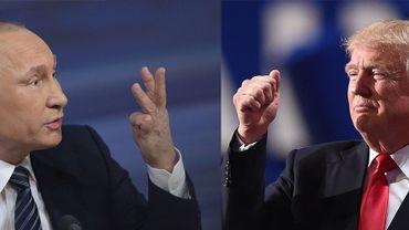 Premier choc Trump-Poutine vendredi au sommet du G20