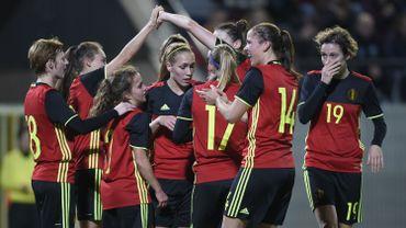 La RTBF diffusera les matchs de l'Euro féminin 2017 cet été