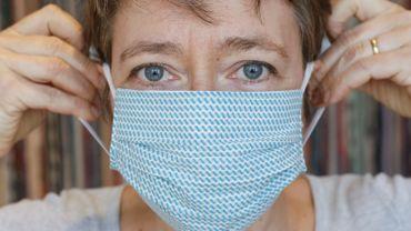 Coronavirus : les masques sont efficaces, mais pas les bandanas ou cache-cols