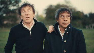 Alain Souchon et Laurent Voulzy annoncent leur nouvel album