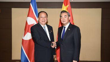 """La Chine appelle la Corée du Nord à prendre une décision """"intelligente"""""""