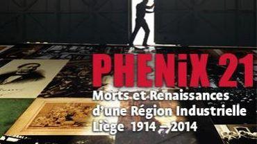 Phenix 21, une exposition sur l'histoire tumultueuse du bassin industriel lliégeois