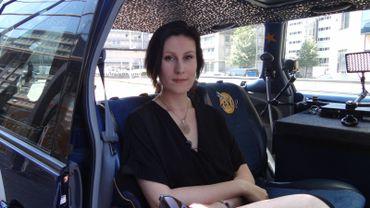 Ovidie dans le taxi de Jérôme