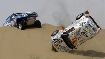 Après cinq étapes, déjà 72 abandons à signaler sur le Dakar