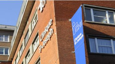 Réhabilitation du quartier St-Joseph à Liège: Ville et CHC vont travailler ensemble.