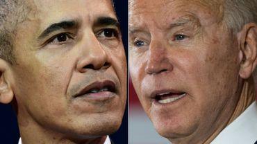 Obama se range du côté de Biden lors de cette finale de campagne pour la présidentielle américaine 2020