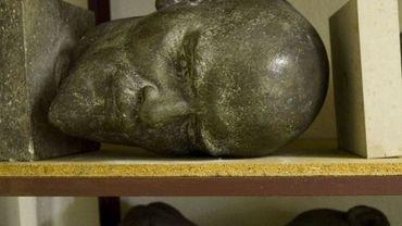 La dernière statue de Lénine déboulonnée à Oulan-Bator