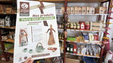 Semaine du commerce équitable: Le volume des produits labellisés Fairtrade a augmenté de 10% l'an dernier en Belgique