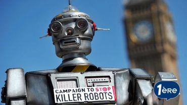 Faut-il interdire les robots tueurs ?