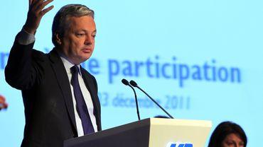 Didier Reynders, le nouveau ministre belge des Affaires étrangères