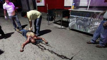 Derrière vos drogués, il y a nos morts - Javier Sicilia