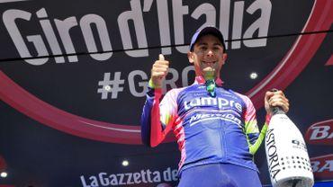 """Ulissi: """"J'ai gagné contre de grands coureurs ! """""""
