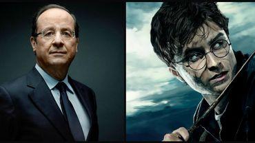 François Hollande et Harry Potter, invités du Grand Cactus