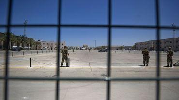 En Libye, 14 000 prisonniers qui se sont évadés lors de l'insurrection contre le régime de Mouammar Kadhafi sont toujours en liberté