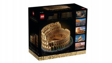 Lego propose une reproduction du Colisée de Rome totalement démesuré