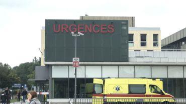 De plus en plus de Bruxellois s'adressent aux urgences des hôpitaux