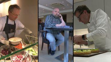 Trois restaurateurs face à la crise du Coronavirus