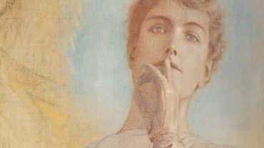 Fernand Khnopff, Le silence