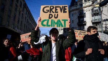 Les jeunes suisse manifestaient déjà en nombre, ils étaient près de 20.000 vendredi dernier dans plusieurs villes du pays