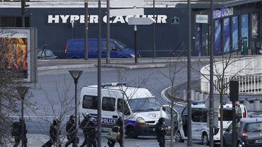 L'attentat de l'Hyper Cacher en janvier 2015 à Paris