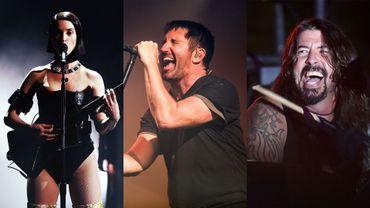 St. Vincent / Trent Reznor / Dave Grohl