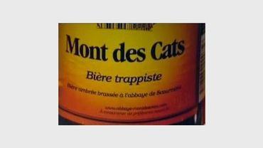 """La bière trappiste du """"Mont des Cats"""""""