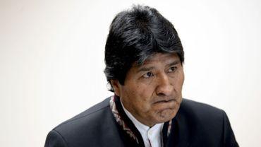 Bolivie: le gouvernement accuse l'ancien président Evo Morales d'avoir eu une liaison avec une mineure