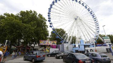 Le coup d'envoi des festivités à la Foire du Midi sera donné demain (samedi)... et la fête durera jusqu'au 19 août.