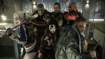 """Box-office mondial : les anti-héros de """"Suicide Squad"""" restent en tête"""