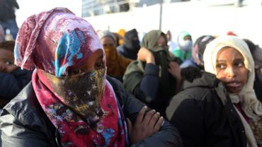Plus de 1.500 migrants secourus au large de la Libye ces derniers jours