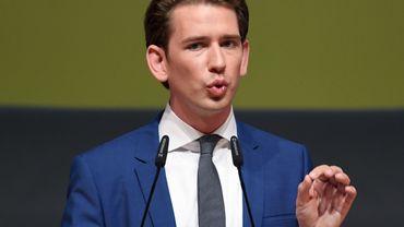 Sebastian Kurz est le président autrichien