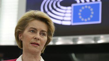 Brexit: Ursula Von Der Leyen, très inquiète du peu de temps imparti pour les négociations