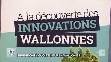 La Wallonie, terre d'innovations