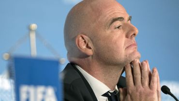 Le président de la FIFA Infantino sous la menace d'une nouvelle procédure