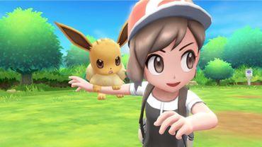 """""""Pokémon: Let's Go Eevee!"""" et """"Let's Go: Pikachu"""" pourraient devenir les gros hits de 2018 de Nintendo"""