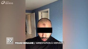 Fouad Benaane, soupçonné de lien avec les terroristes de l'état islamique, devant la justice liégeoise