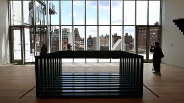 Son architecte Renzo Piano l'a voulu, comme le Centre Pompidou à Paris qu'il avait conçu dans les années 70, très ouvert sur l'extérieur