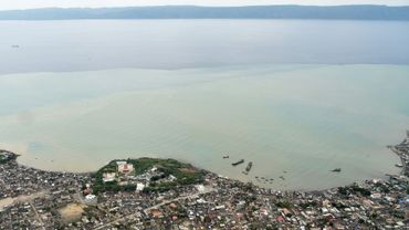 Vue de Port-au-Paix, en HaÎti, le 7 mai 2016