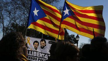 Jordi Sanchez est incarcéré depuis le 16 octobre.