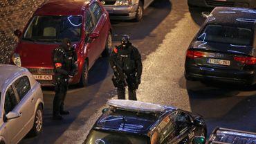 Terrorisme: une perquisition en cours à Bruxelles, une personne interpellée