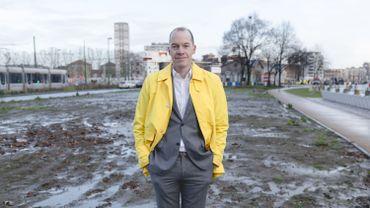 """Kristiaan Borret, le maître-architecte bruxellois: """"il est urgent de mettre l'accent sur la température, le climat comme baromètre du développement urbain"""""""