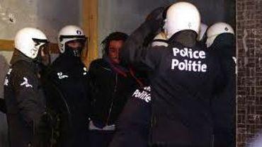Les violences policières sont en hausse