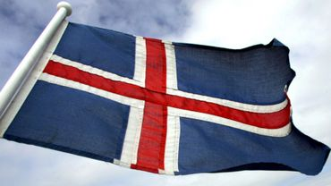 Le drapeau islandais